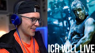 Download Rammstein - Ich Will (Hurricane Festival 2016)   REACTION! Mp3 and Videos
