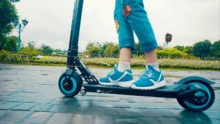 Best Electric Scooters You Can Get  2018 - Coolest Personal Transportation