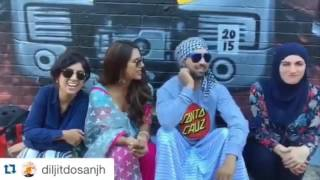 Sardaarji 2 Behind The Scenes | Diljit Dosanjh, Sonam Bajwa, Monica Gill Gurbir Gill