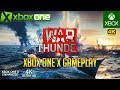 [4K] WAR THUNDER: NAVAL BATTLES - XBOX ONE X GAMEPLAY IN ULTRA HD