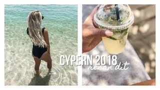 CYPERN 2018 | Resan dit!