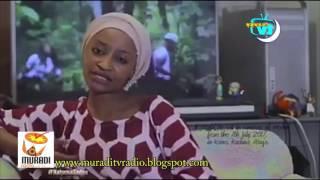 RAHAMA SADAU ROMANTIC ACT IN AJUWAYA