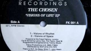 "The Chosen ""Visions Of Life E.P.m4v"