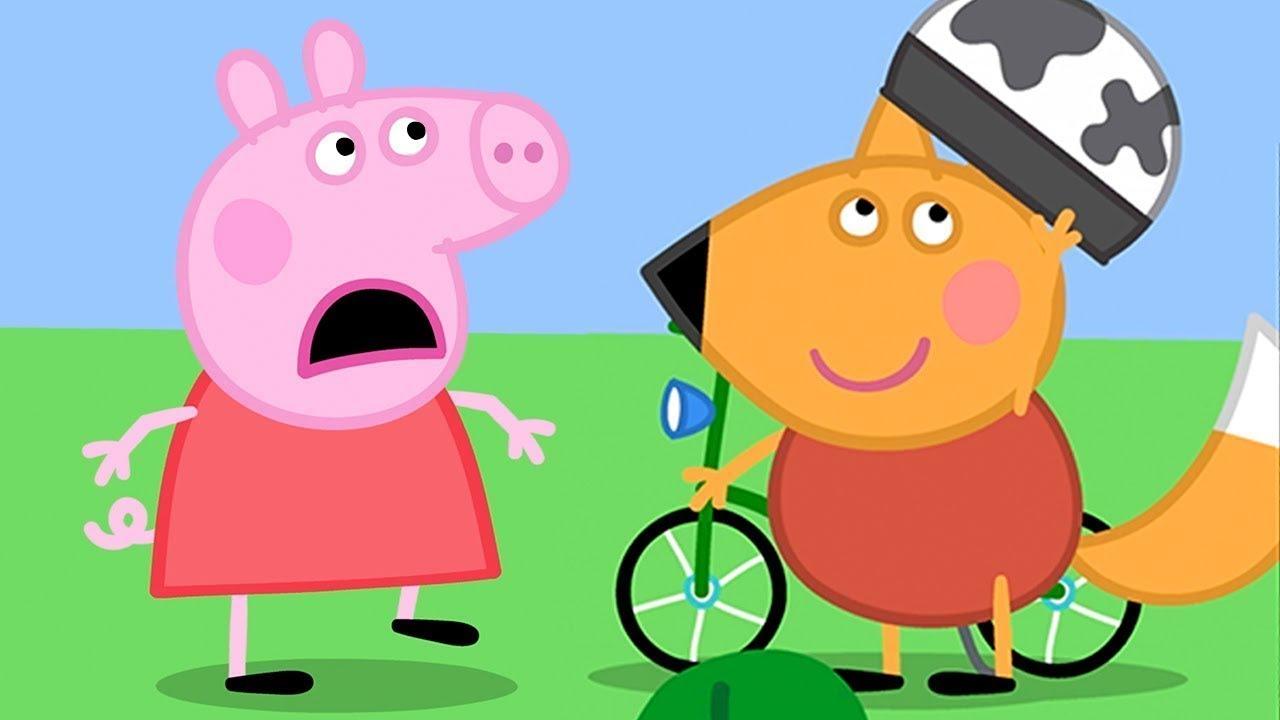 Peppa Wutz 🦊 Freddy Fuchs 🦊 Peppa Pig Deutsch Neue Folgen | Cartoons für Kinder