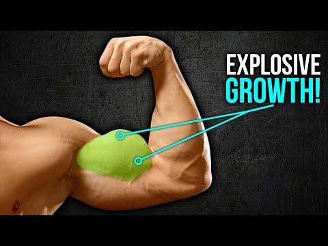 4 KILLER Biceps Exercises That You Probably Haven't Tried (MUST TRY!!)
