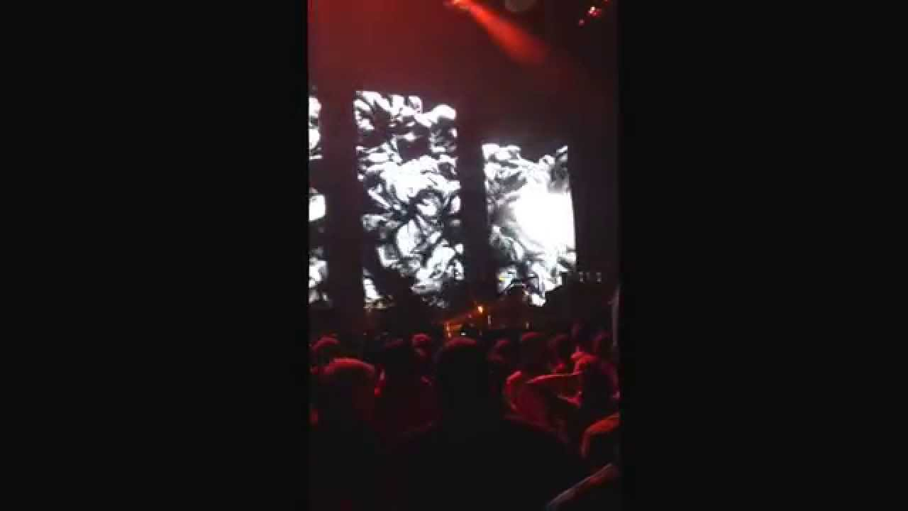 Pyro Kings Of Leon Toronto 2014 YouTube