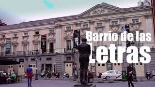 Trailer Barrio de las Letras parte 1 (#Frame)