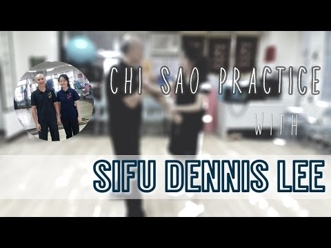 Amazing CHI SAO experience with SIFU DENNIS LEE!😆
