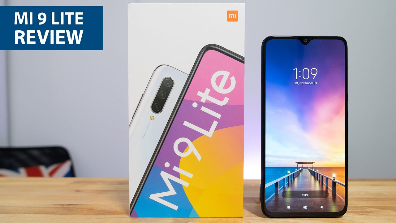 Xiaomi Mi 9 Lite Unboxing and Review (English)