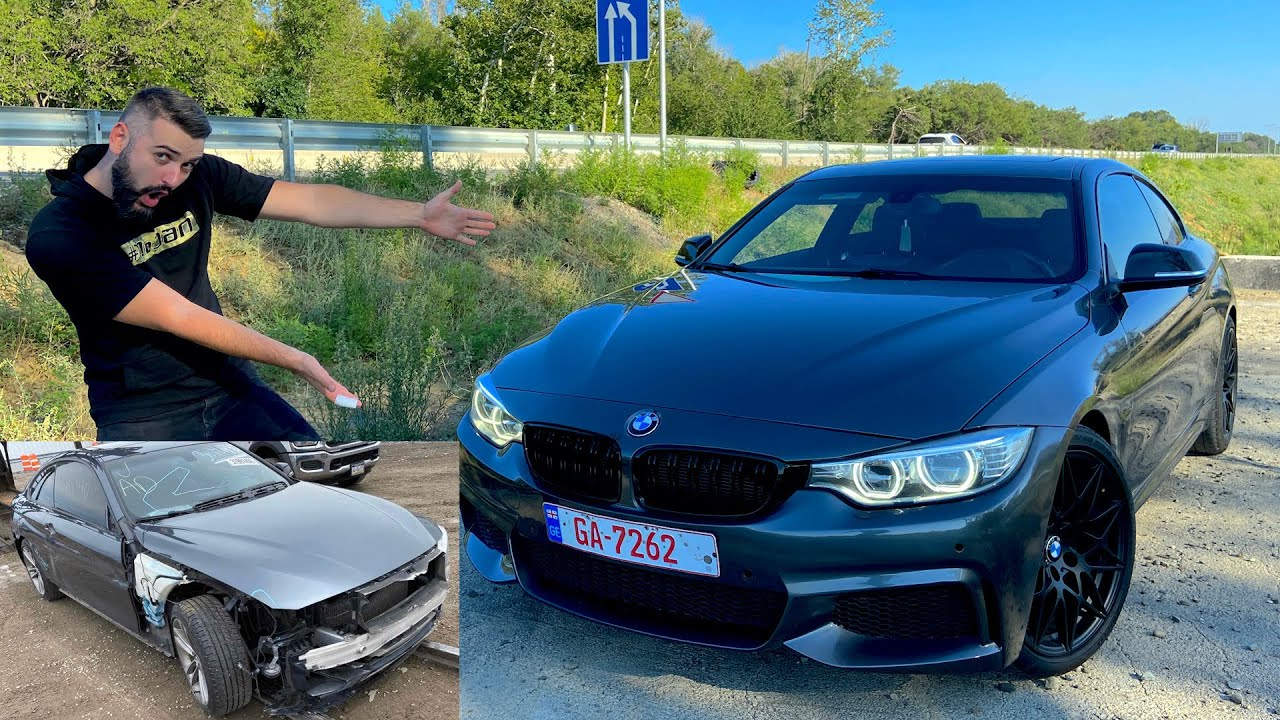BMW კოპარტიდან #4 – საბოლოო შედეგი და ჩვენი პროექტის დასასრული?