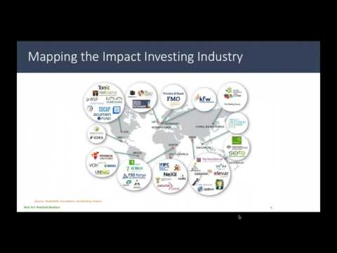 Webinar: Introduction to Impact Investing for Institutional Investors