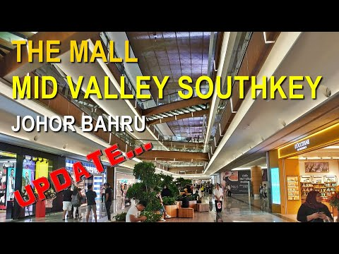 THE MALL MID VALLEY SOUTHKEY JOHOR BAHRU 2019