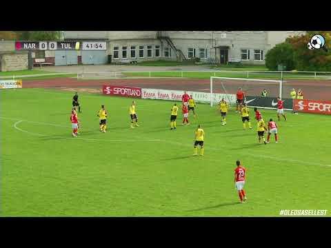 Trans Narva Tulevik Goals And Highlights