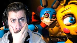 PORNO de Five Nights At Freddy's | Mi reacción |