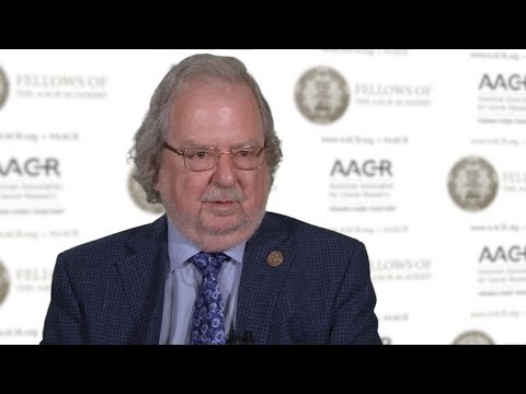 Developing Cancer Immunotherapy – James P. Allison, PhD, FAACR