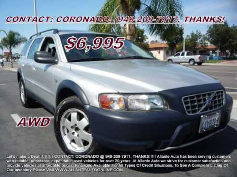 sold 2001 volvo v70 xc for sale awd used cars autos usados in orange county ca youtube. Black Bedroom Furniture Sets. Home Design Ideas