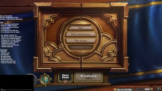 Hearthstone & Video Game News & No Talk About Once Upon A Deadpool (HD 1080p 60fps)
