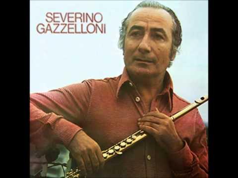 Severino Gazzelloni Franz Liszt Sogno D'amore
