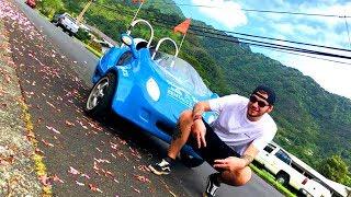Das COOLSTE AUTO auf HAWAII?!