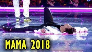 BTS MAMA 2018 best moments