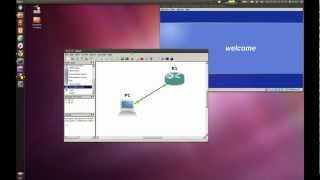 GNS3 Tutorial - Installing then Connecting VirtualBox to GNS3 on Ubuntu 11.10 (12.04)