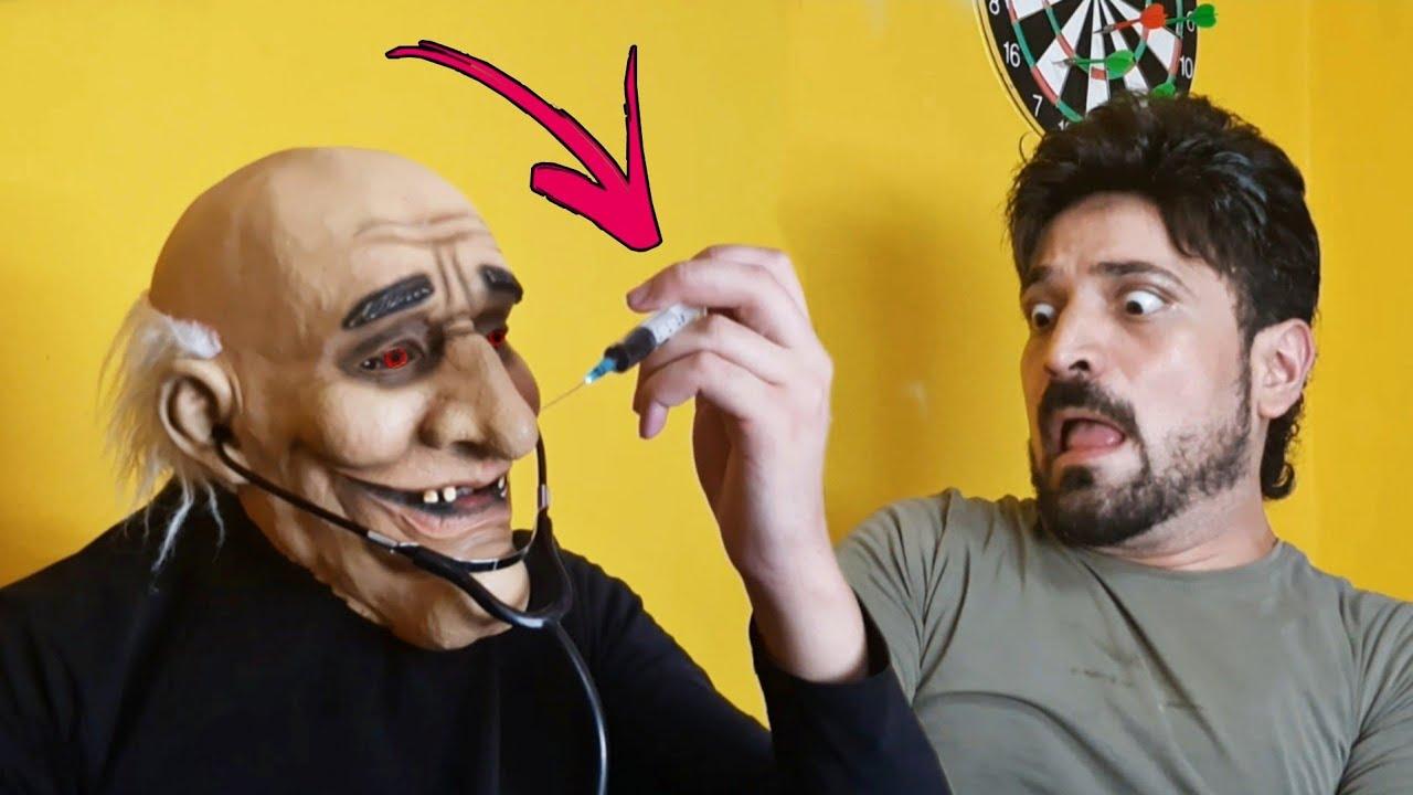 سيلفي و الجـني خلـفي // حلقة ( 41 ) زمرة دمو او كاكا