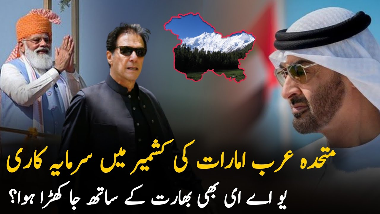 Download UAE directly Going to Invest in Valley   Pakistan UAE Relationship