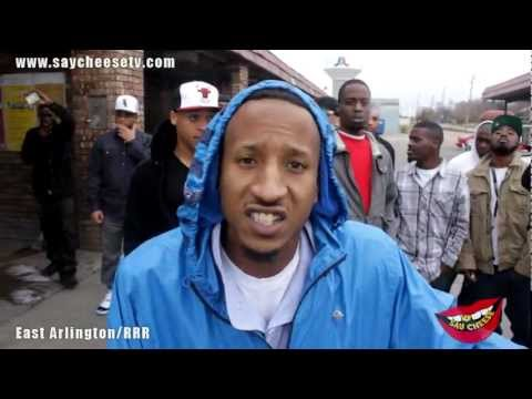 East Aggtown Street Niggas Go In On Say Cheese TV