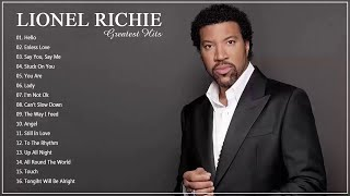 Lionel Richie Greatest Hits Full Playlist 2018 - Top 30 Best Songs Of Lionel Richie