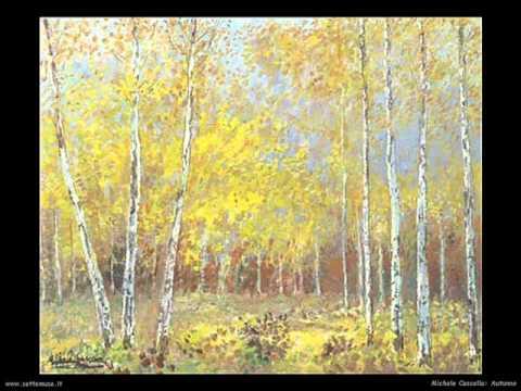 Rilke, Vivaldi, l'autunno, la musica, la poesia