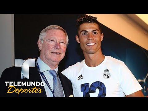 La pregunta que hizo Ferguson sobre Cristiano al salir del coma   La Liga   Telemundo Deportes