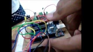Line follower robot using PID control