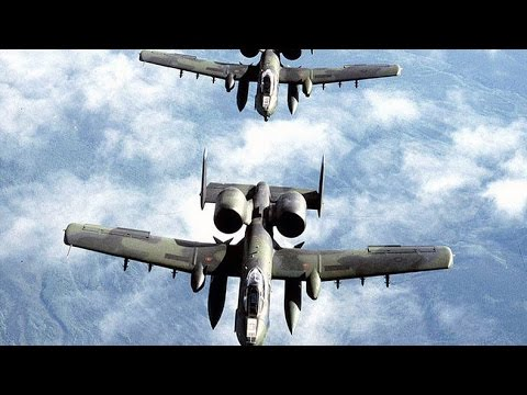US A-10s bomb Aleppo, blame Moscow – Russian Defense Ministry
