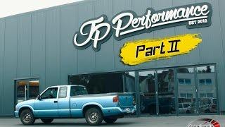 Zu Besuch bei JP Performance Part II | Accelerate