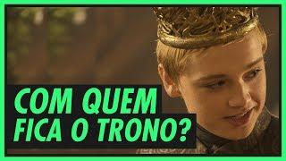 Quem é herdeiro do TRONO DE FERRO? | GAME OF THRONES