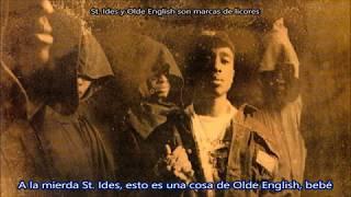 Young Black Male 2Pac Subtitulada En Español