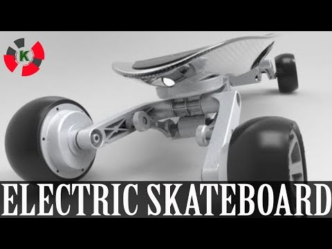 KKA S1 Review: surf and ski with the  electric skateboard