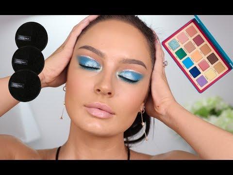 Natasha Denona Tropic Palette Tutorial + Face Halo PRO! thumbnail