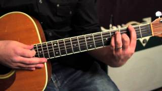 Nirvana - About a Girl - Easy Acoustic Songs on Guitar - Guitar Lessons