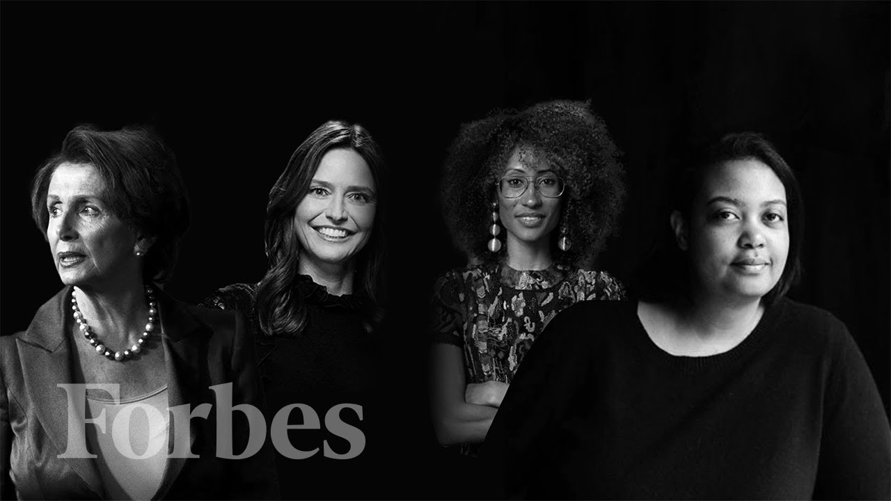 How The World's Most Powerful Women Define Power | Forbes