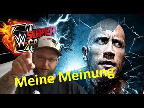 WWE SUPERCARD Grinding #3 Meinungsvideo | The Rock RD | Ring Domination | deutsch