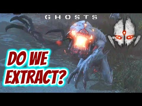 Call Of Duty Ghosts | Extinction - Do We Extract?
