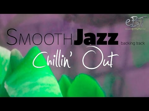 Smooth Jazz Backing Track in D Minor | 90 bpm