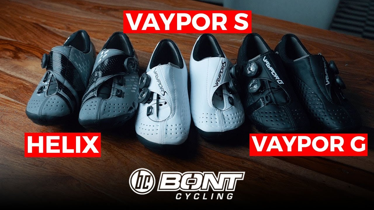 EVERYTHING You Need to Know About BONT Cycling Shoes...!