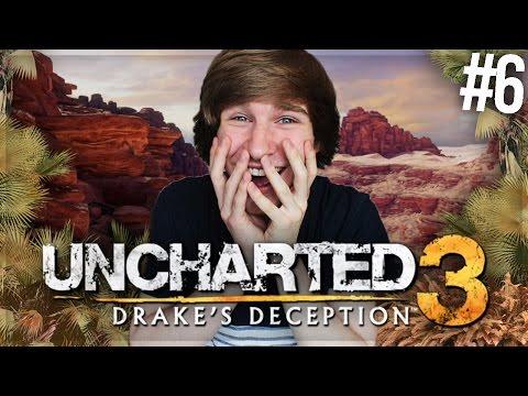 IK SCHIET ZO SLECHT! - Uncharted 3 - Part 6