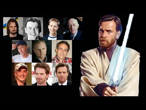 Comparing The Voices  ObiWan Kenobi