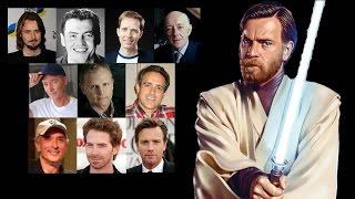 Comparing The Voices - Obi-Wan Kenobi