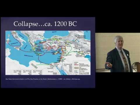 1200 BCE - De Ineenstorting