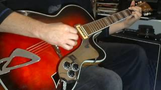 Hüttl Opus 61 Lindberg Bella Nova - Clapton Nobody knows you