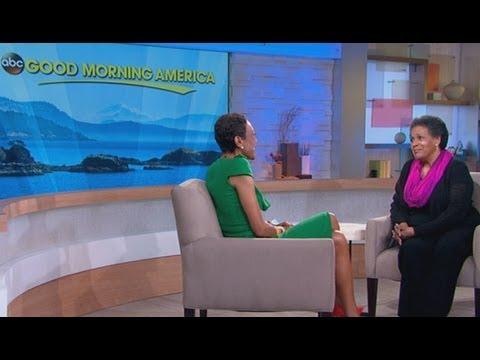 Slain Civil Rights Icon's Widow Knew Tragedy Would Strike: Myrlie Evers Interview 2013